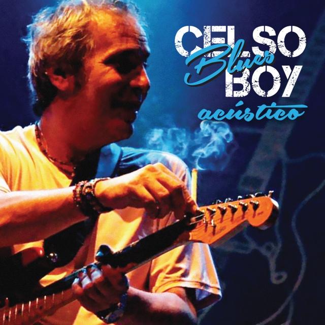 Capa Celso Blues Boy Acustico